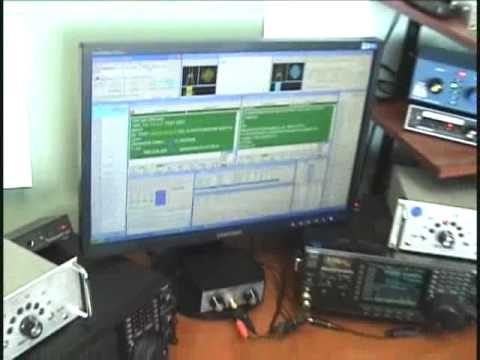 VA2UP in XE RTTY 2009 Manuela operating - Part 2