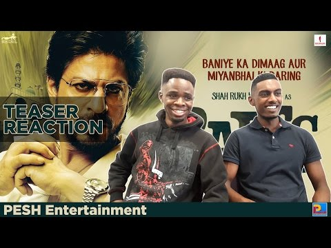 Raees Teaser Reaction | PESH Entertainment thumbnail