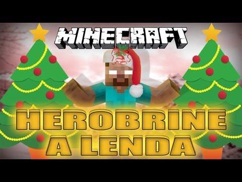 Herobrine A Lenda: Especial de Natal