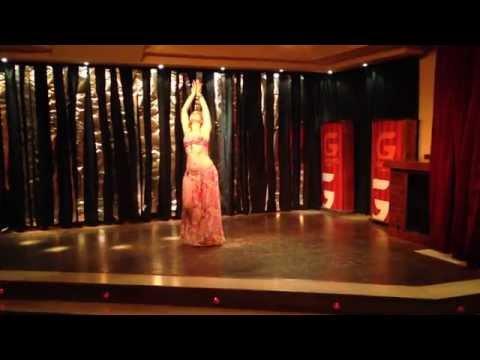 Nageena Zuhairah - Bellydance Party I