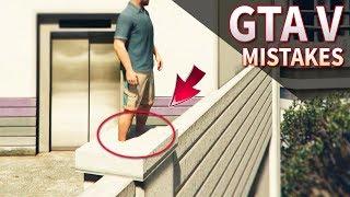 GTA V - Small Mistakes