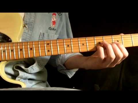 How to Play 'Funky Broadway' Wilson Pickett