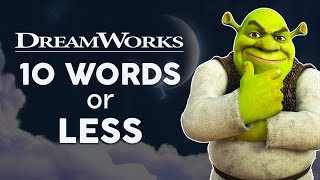 Every DreamWorks Film Reviewed in 10 Words or Less!