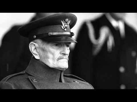 Donald Trump keeps mentioning General John J. Pershing. Who was he?
