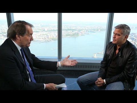 George Clooney on family and championing causes