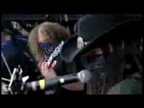 Brujeria - Colas De Rata at With Full Force 2007 (Pro Shot) Video