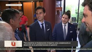 La Fundación Real Madrid y la UNCuyo abrieron una escuela sociodeportiva de fútbol