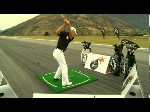 New Zealand's Longest Golf Drive :: Queenstown Airport