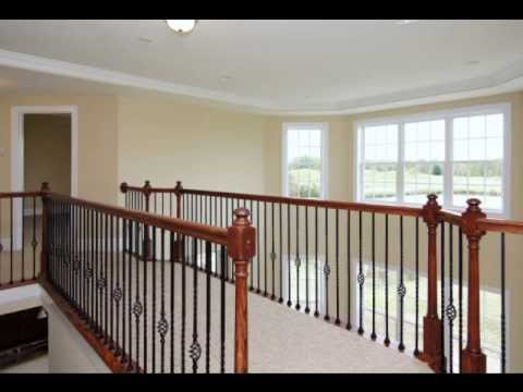 Open Floor Plan Design Ideas Foyer Overlooks YouTube