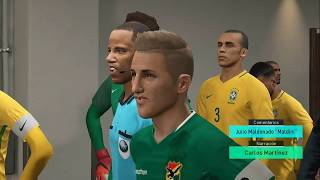 Bolivia vs Brasil EN VIVO Eliminatorias 2018