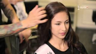 The Next Miss Universe Malaysia 2016 | Hair Raising Experience