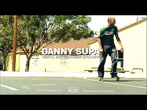 Danny Supa Nollie Big Spin Picnic Table - Digital Skateboarding
