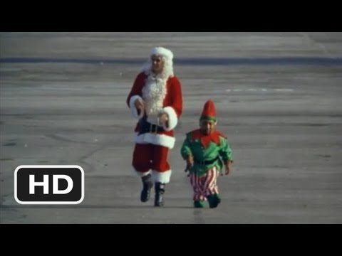 Bad Santa Official Trailer #1 - (2003) HD