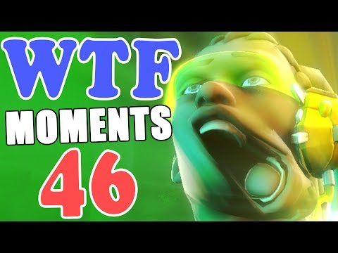 Overwatch WTF Moments Ep.46