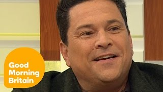 Dom Joly On The Return Of Trigger Happy And His Bear Grylls Horror! | Good Morning Britain