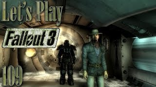 Let's Play Fallout 3, Blind [Ep 109] - The Mothership Hangar | (Commentary / No Mods)