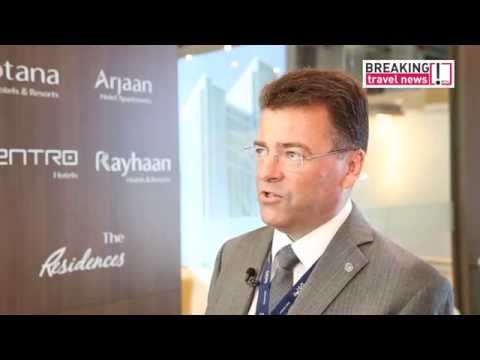 ATM 2015: Greg Allan, Area Vice President, Al Ain & Abu Dhabi & Salalah, Rotana