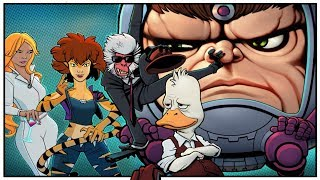 Marvel and Hulu Announce Animated Series for Howard the Duck, MODOK, Hit Monkey + More