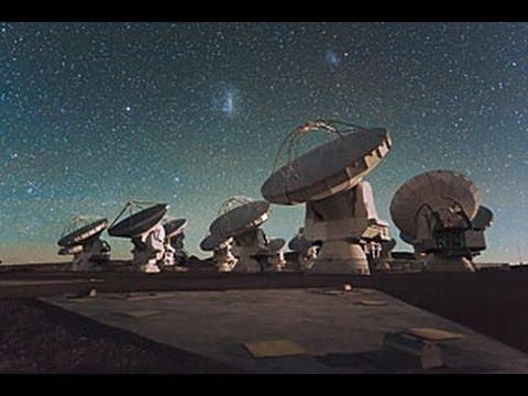 Star Space Observatory Telescopes: Ultra Modern Observatory Telescopes - Star Space - ESO 5
