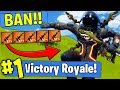 THIS HIGH EXPLOSIVE STRATEGY IS OVERPOWERED   FORTNITE BATTLE ROYALE