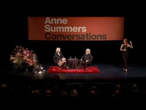 Cate Blanchett in Conversation with Anne Summers