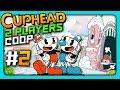 Cuphead 2 PLAYERS CO OP Прохождение 2 СПАСИ МОЮ ДУШУ БРО mp3