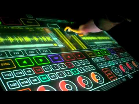 SERATO DJ TOUCH SCREEN EQUIPMENT