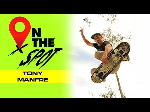 OJ Wheels Presents: Tony Manfre On the Spot