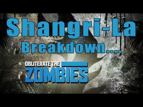 Annihilation Map Pack Trailer: Shangri-La breakdown at 20% Black Ops Zombies