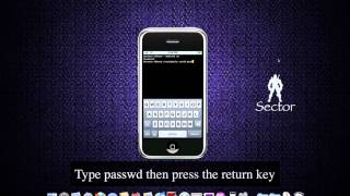 How To Change Your Iphone Root & Mobile Password HIGHLY RECOMMENDED