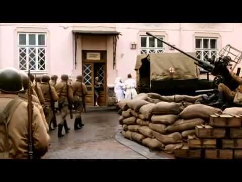 Военный кино фильм про войну Днепровский рубеж  ВОВ  Драма  1941