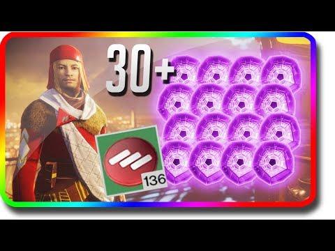 Destiny 2 - Spending 600+ Tokens - Faction Tokens & Faction Engrams (Destiny 2 Faction Tokens Easy)