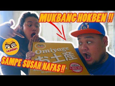 REQUEST DARI SUBSCRIBER !! MUKBANG HOKBEN !! KELAR !!