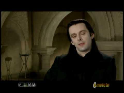 "Michael Sheen: ""The Twilight Saga: New Moon"" Interview on Set"