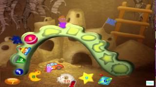 Лунтик ИГРЫ видео развивающие для детей Прохождение 2015 года Серия 1