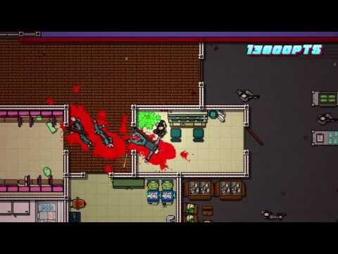 Hotline Miami 2 Wrong Number Nuclear Waste Achievement/Trophy guide