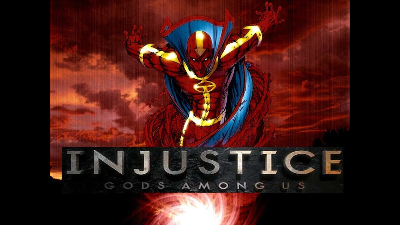 Injustice: Gods Among Us - Red Tornado - YouTube