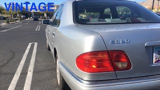 1997 Mercedes E320 Review - Budget Buy or Money Pit?