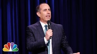 Jerry Seinfeld Performs Standup