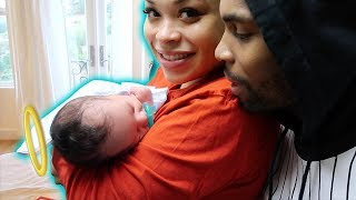 Welcome Home Baby Supreme!!! (Baby's First Doctor Appointment!!)