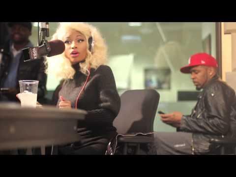 Nicki Minaj Interview With Dj Pro Style On Power 105!