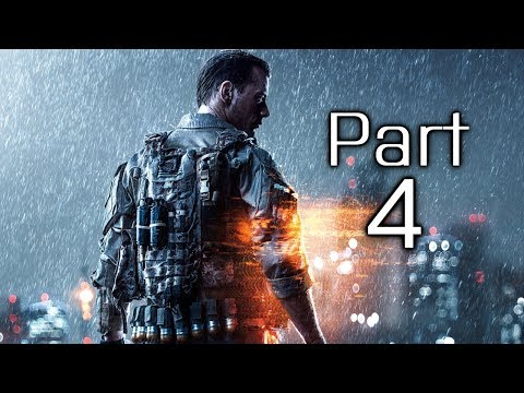 NEW Battlefield 4 Gameplay Walkthrough Part 4 includes Mission 3 of the Single Player Campaign for Xbox 360, Xbox One, Playstation 3, Playstation 4 and PC in...