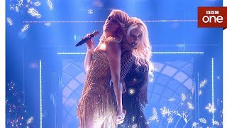 Tribute to Kylie Minogue and Britney Spears: I