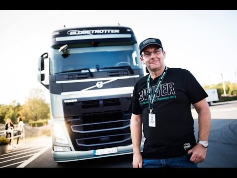 Volvo Trucks - Follow British driver Tommy Walton in the Driver's Fuel Challenge Final