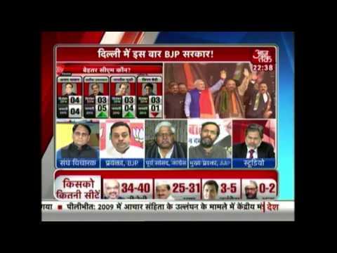 Will local issues determine Delhi elections' outcome?