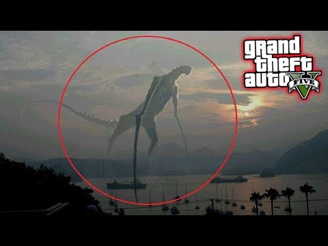 LA APOCALIPSIS ALÍEN!! - GTA V (Grand Theft Auto 5)