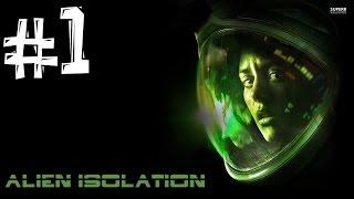 Описание прохождение игры alien isolation