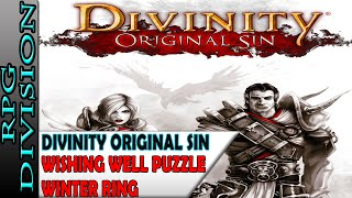 Divinity: Original Sin - Wishing Well Puzzle, Winter Ring & Captives of the Ice Walkthrough