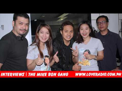 The Mike Bon Gang at Love Radio Manila