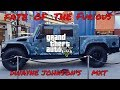 GTA 5 MOVIE CAR BUILD: Fate Of The Furious Hobb's International MXT